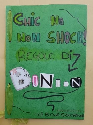 PROGETTO CHIC MA NON SCOCH